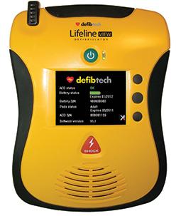 Lifeline-VIEW hjertestarter