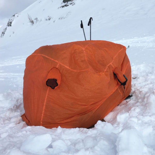 Highlander Emergency Survival Shelter 2